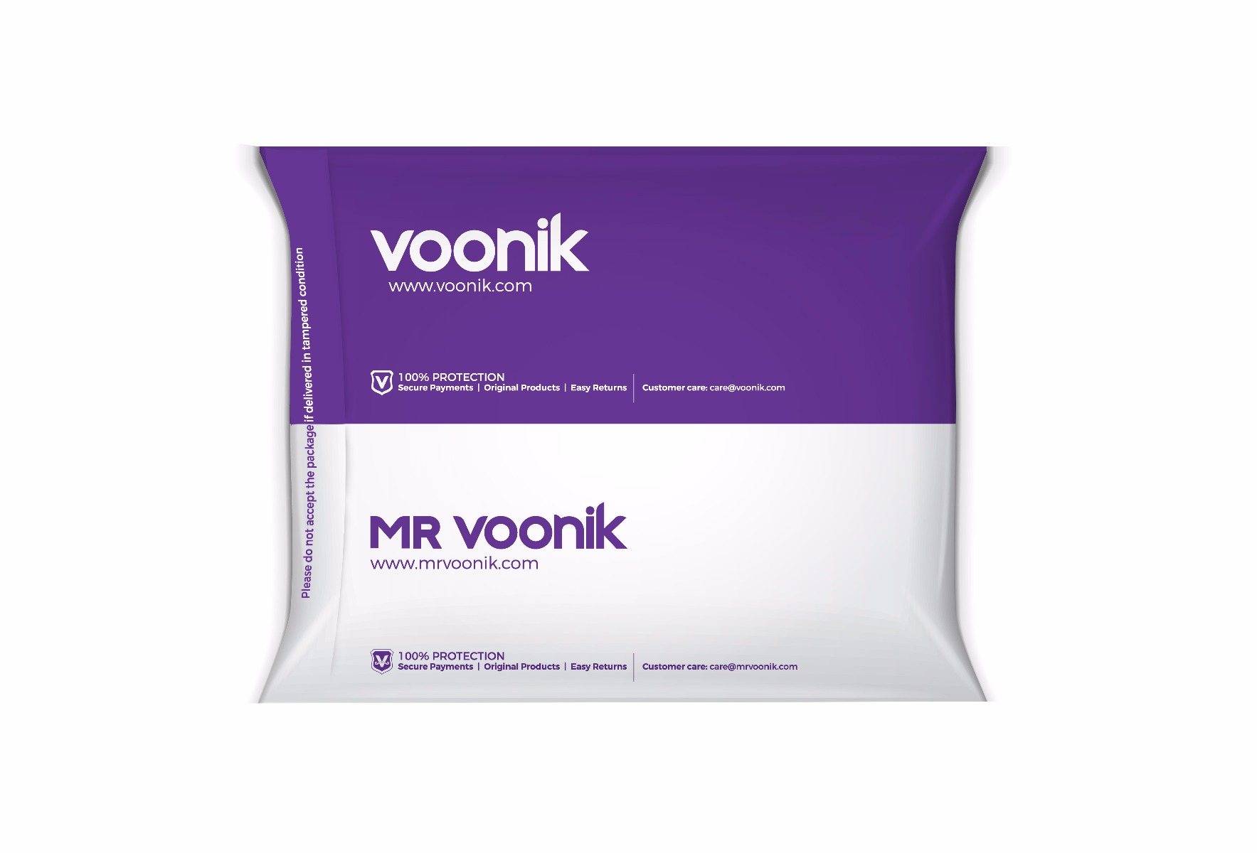 Voonik Branded Packaging