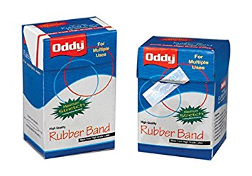 Rubber Band 50 grms.