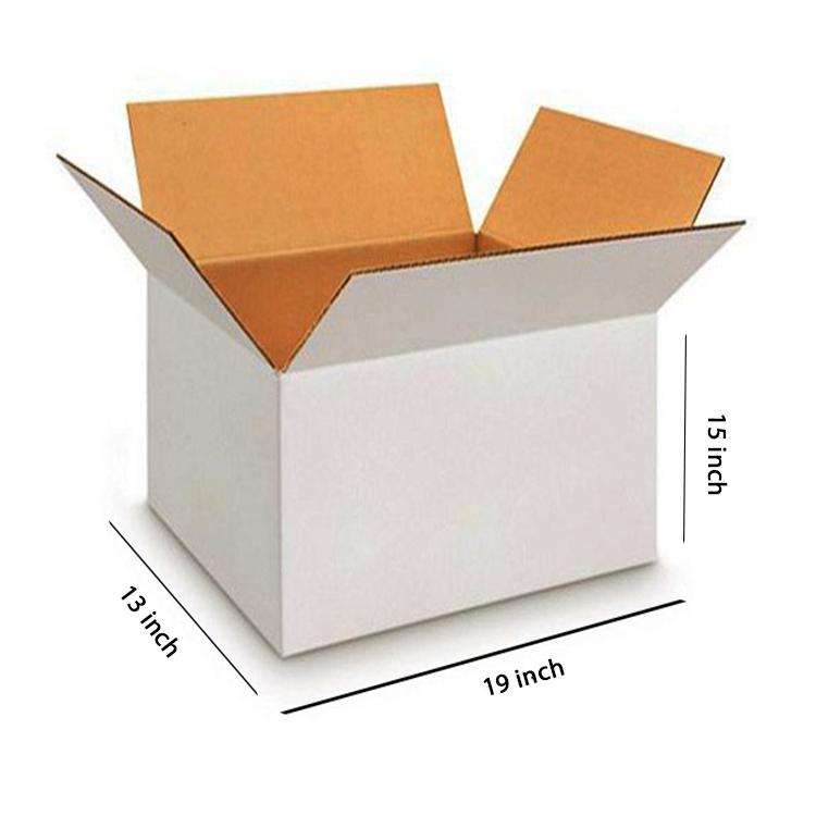 White Cube Box, 5Ply, (19