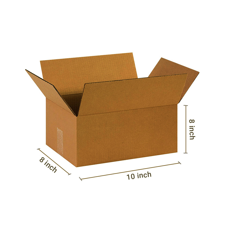 Reverse Tuck In Box, 3Ply, (10