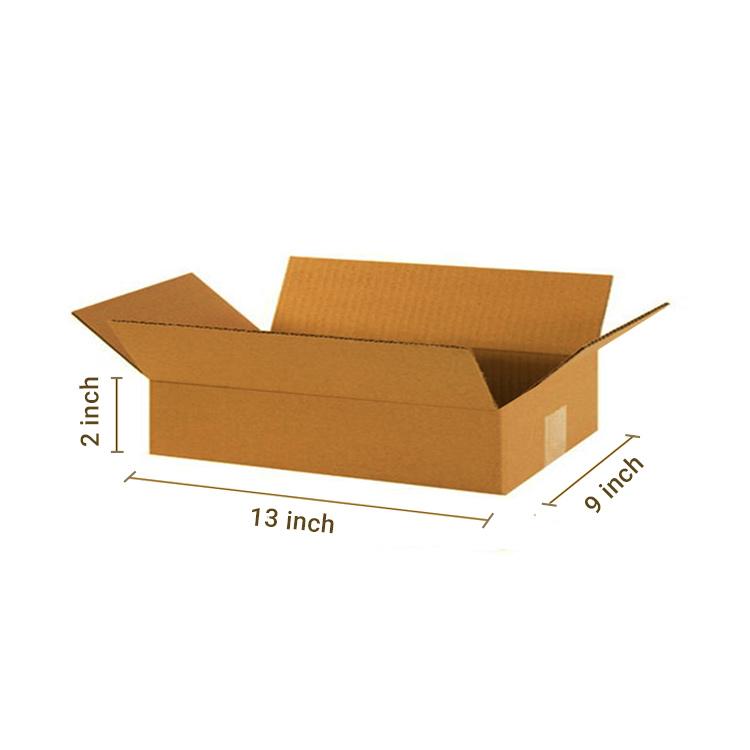 Primo Brown Cube Box, 3Ply, (13