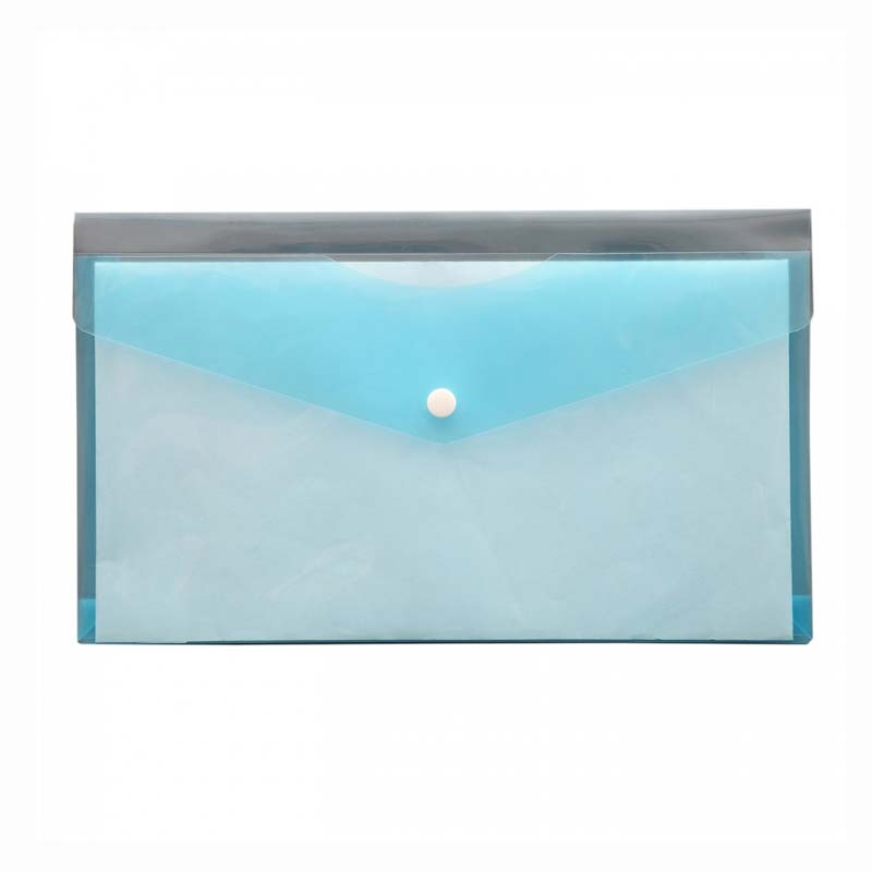 Cheque Envelope Bag With Button