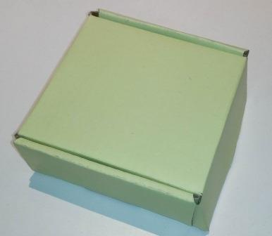 Tab Lock Box, 3Ply, Pack of 50