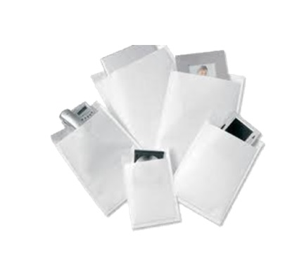 White Jiffy Bag, 50 GSM