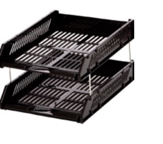 Double Documents Tray