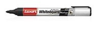 Luxor White Board Marker Pens, Black - Pack of 10
