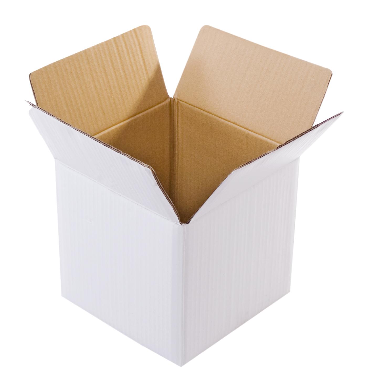 White Cube Box, 5Ply
