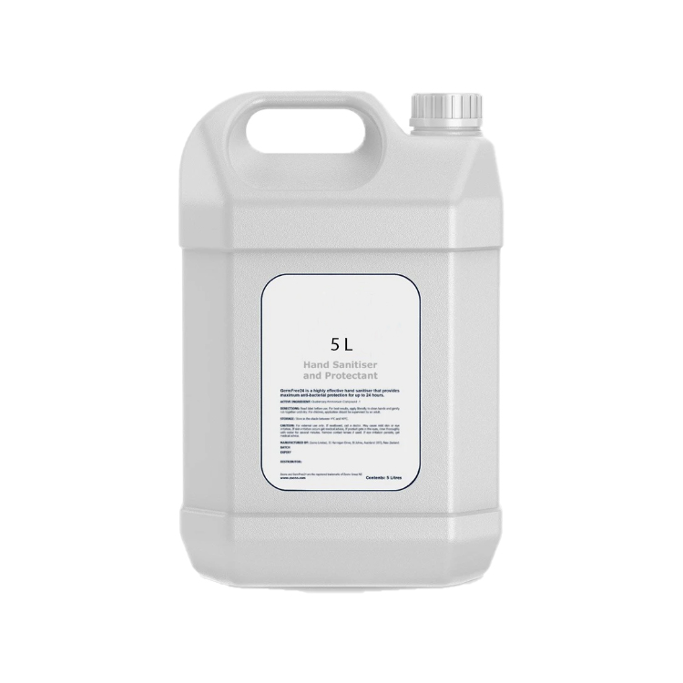 70% Alcohol Based Hand Sanitizer-5L, Pack of 2
