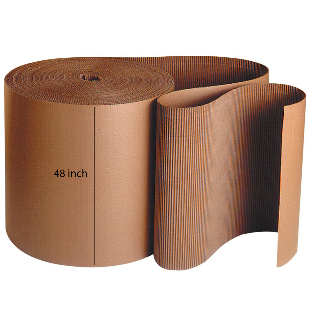 Corrugated Roll, 2Ply, 22kg-25kg,100GSM