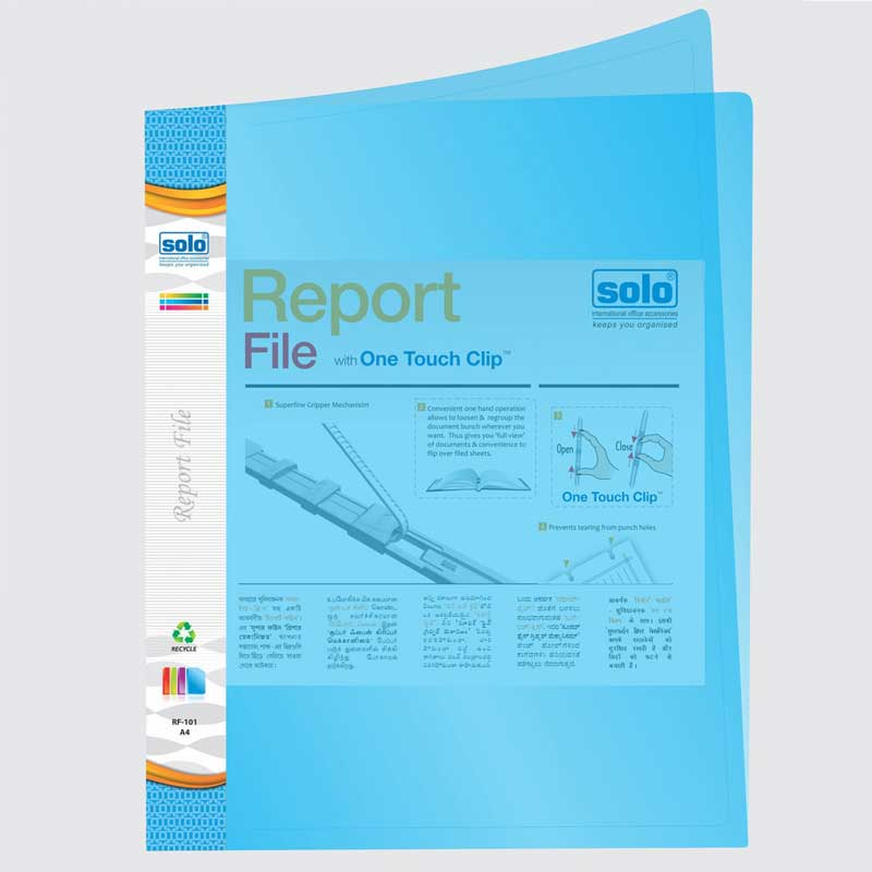 Report file ( Pack Of 10 )