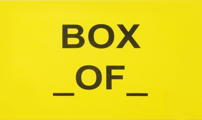 Box_OF_Sticker, Pack of 100