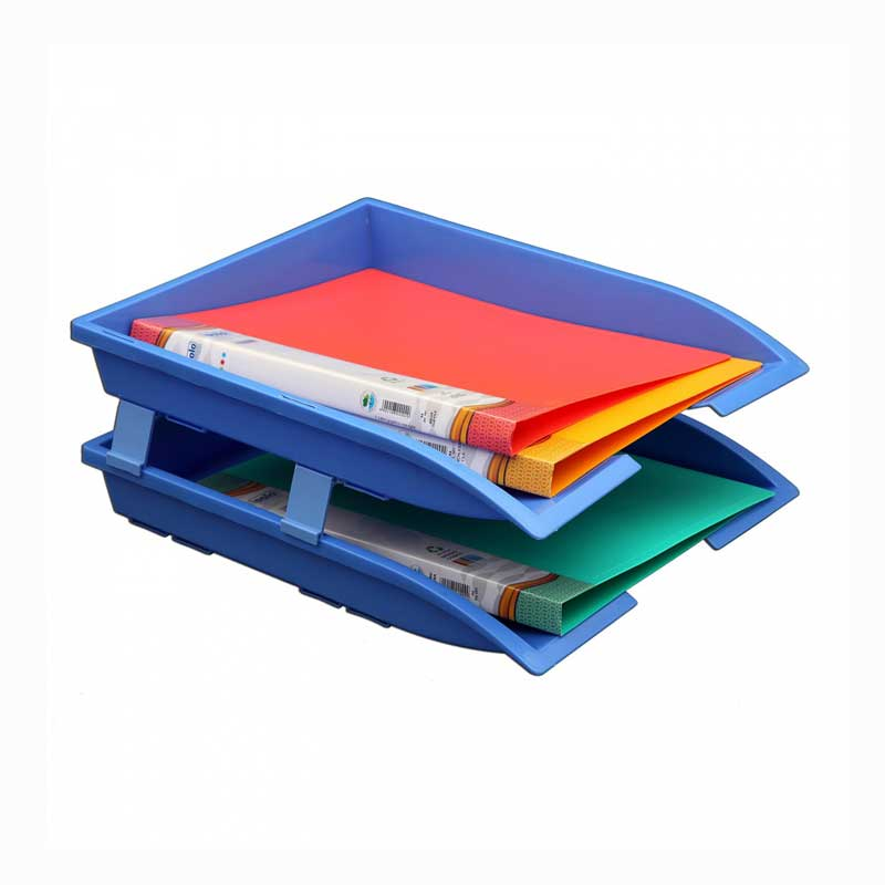 Paper & File Tray (2 pcs. Set)