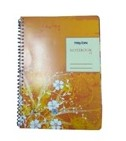 Trison Spiral Note Book No. 5, 100 Pages
