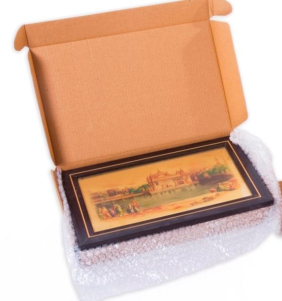 Primo Brown Flat Box, 3Ply, (13